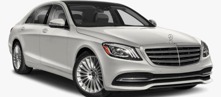 luxurious car