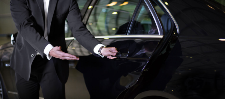 High-end service, high-end vehicles, professional chauffeurs at affordable rates!